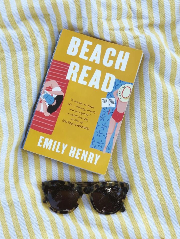 JSD June Book Review: BeachRead