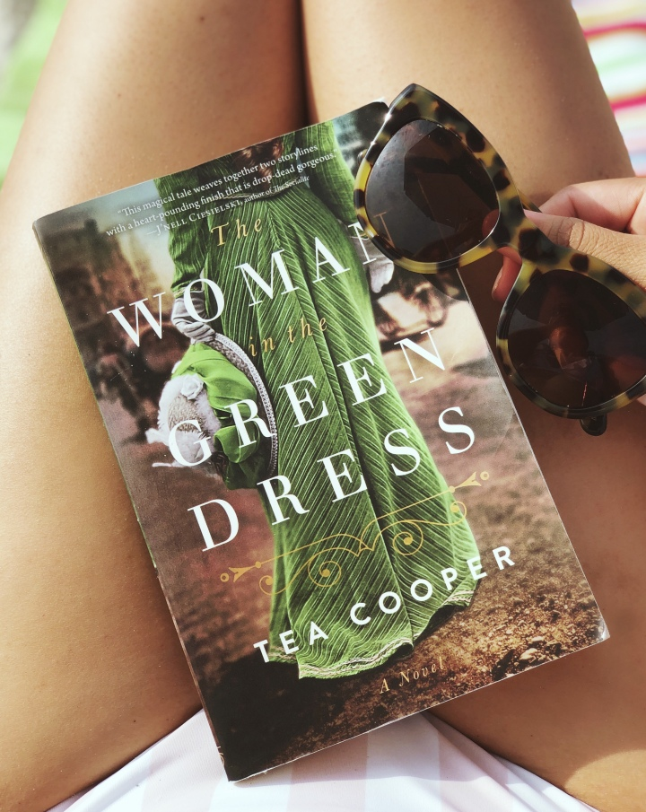 JSD July Book Review: The Woman in the Green Dress