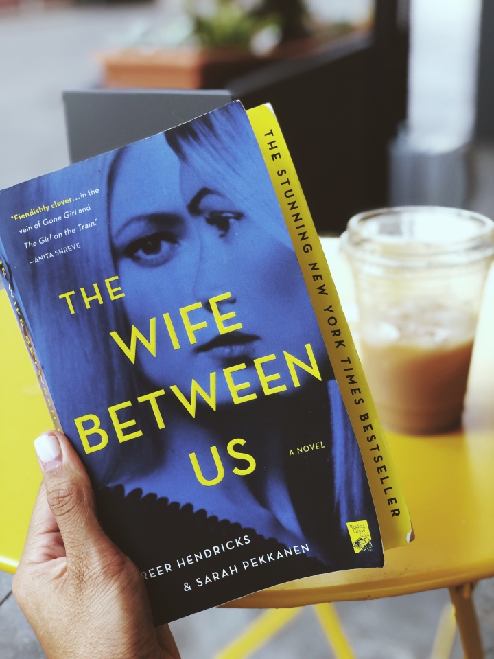 JSD July Book Review: The Wife Between Us