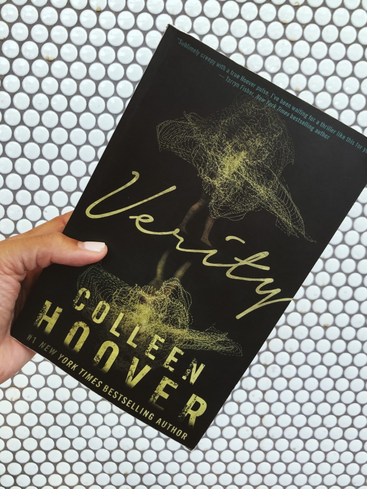 JSD August Book Review:Verity