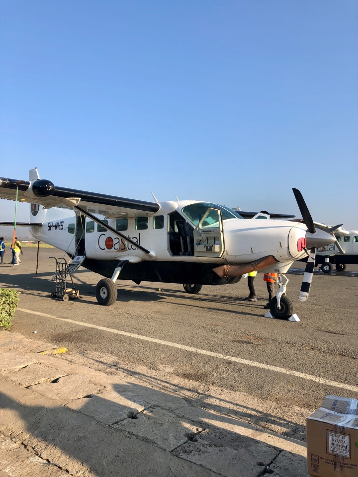coastal aviation plane