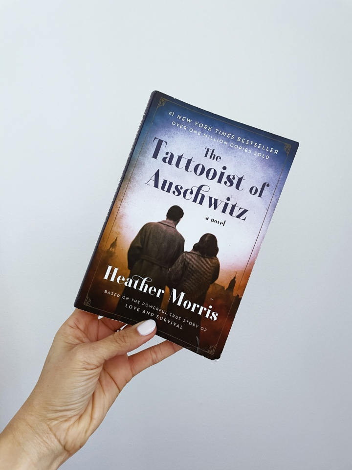 KV Book Review: The Tattooist of Auschwitz