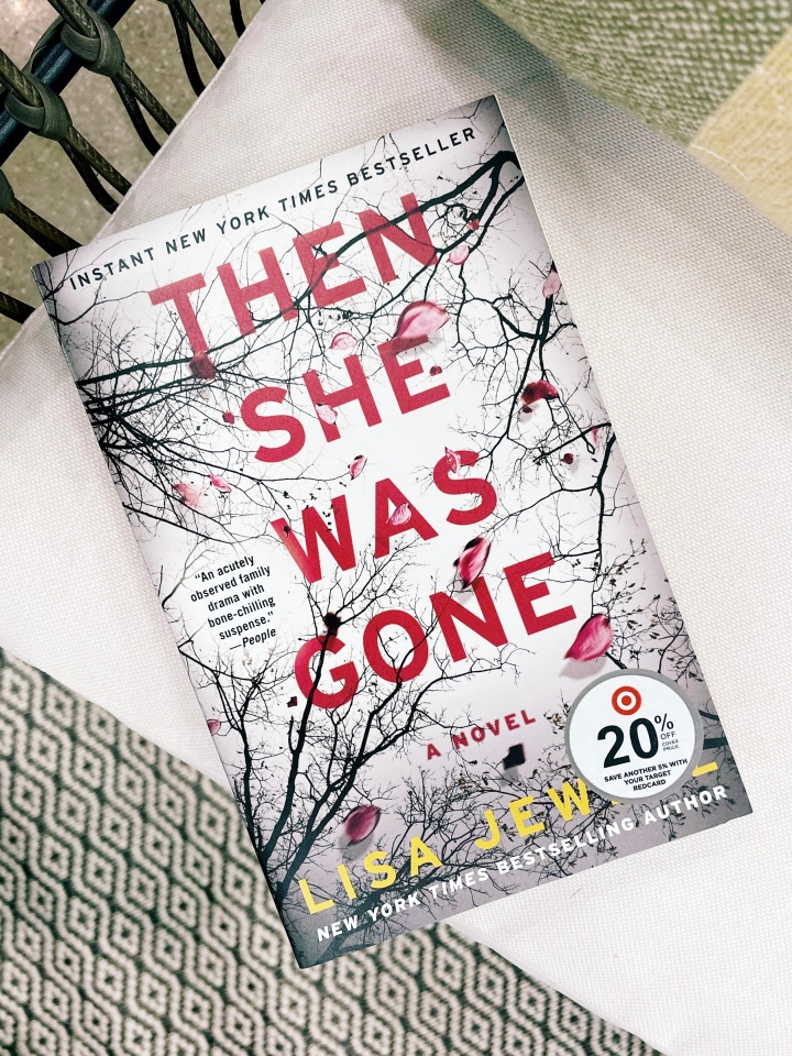 KV Book Review: Then She Was Gone