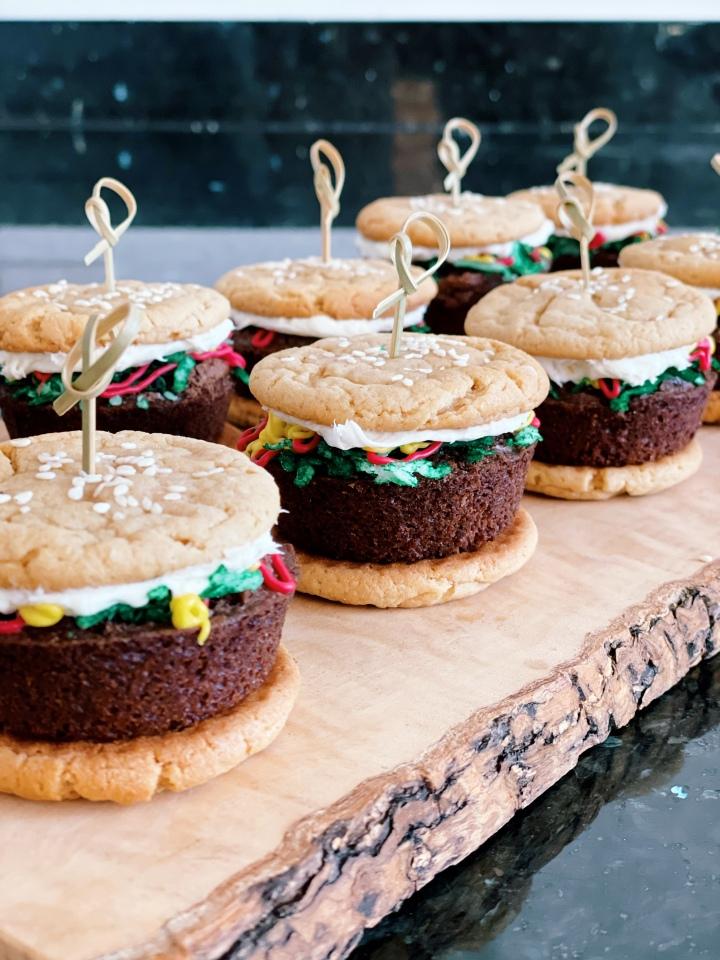 Dessert Sliders