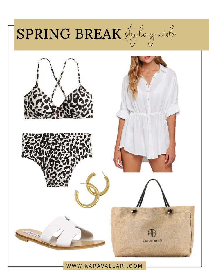 Spring Break Style Guides