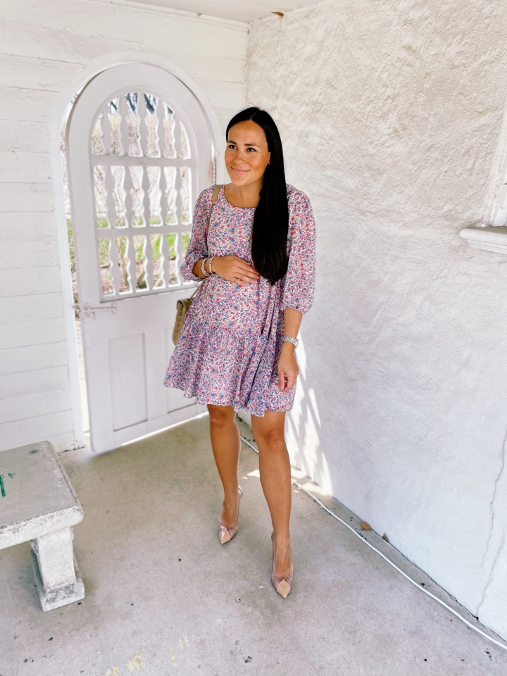 Floral Dresses for Spring & Summer