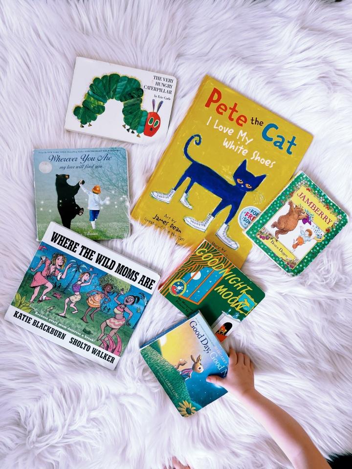 Favorite Books forToddlers