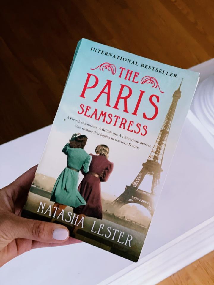 KV Book Review: The ParisSeamstress